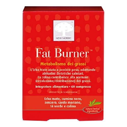 New Nordic Fat Burner - 200 Gr