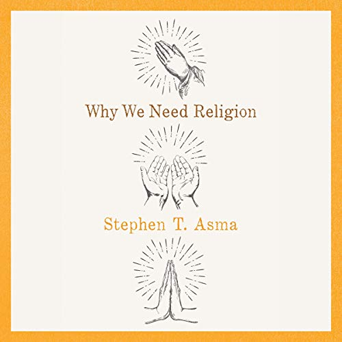 Why We Need Religion audiobook cover art