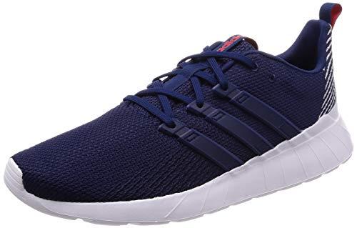adidas F36242 Questar Flow Herren Sneaker Mesh Textilfutter cloudfoam Dämpfung, Groesse 44 2/3, dunkelblau