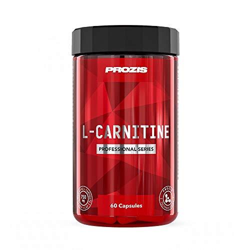 Prozis L-Carnitine - 60 Cápsulas