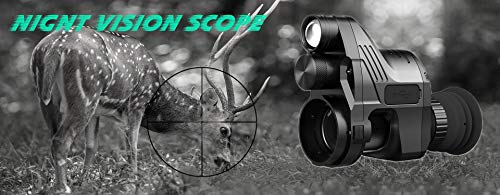BESTSIGHT Pard Night Vision 1080p HD WiFi Camera Camcorder Function Night Vision Scope NV007 Digital Night Vision-Portable Day&Night Mode for Hunting Night Vision,Observation,Multi-Functional