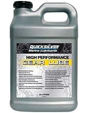 Quicksilver Gear Lube High Performance LT. 10 voetolie Mercury MERCRUISER