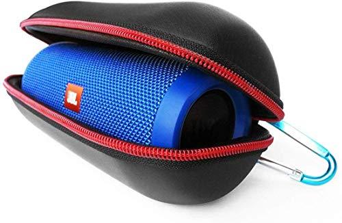FitSand (TM) Carry Travel Zipper Portable Protective Hard Case Cover Bag Box for JBL Flip 3 or JBL Flip 4 Bluetooth Speaker