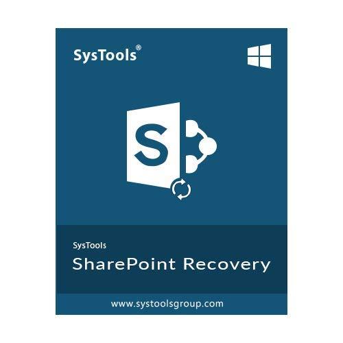SysTools Récupération de Sharepoint (livraison par courrier électronique - pas de CD)