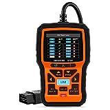 XCHUNA Auto-Universal OBDii Scanner, Auto-Scanner Universalselbst OBDII OBD2 OBD-Diagnosescanner-Werkzeug, prüfen Motor/Batterie/Auspuffanlage