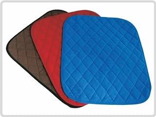 Sitzschutzauflage Sitzauflage saugfähig, Sitzkissen, Sitzpolster, Inkontinenzauflage Gr. 40 x 50cm blau, braun oder Rot - Top-Qualität zum Top-Preis braun