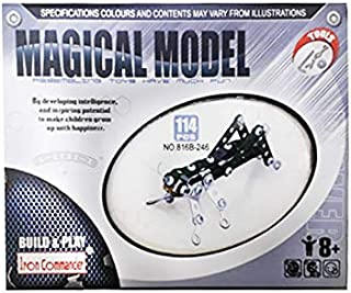 Magical Model DIY Assembling Toy,114 - Pieces