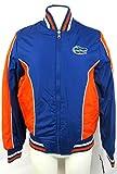 G-III Sports Womens University of Florida Gators Bling Logo Full Zip Reversible Mid-Weight Jacket, Size Large