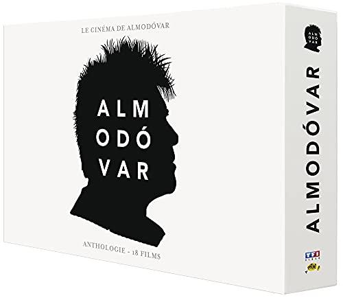 Le Cinéma d'Almodóvar - Anthologie - 18 films [Italia] [DVD]