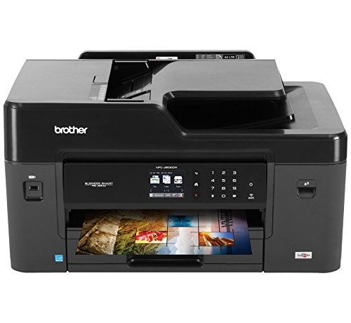 Brother MFCJ6530DW Wireless Color Printer with Scanner, Copier & Fax