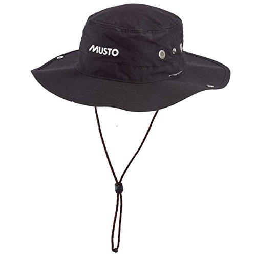 Musto Fast Dry Brimmed Hat AL1410. Musto Colours - Light StoneSizes- - Medium