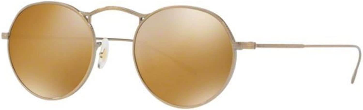 New Oliver Peoples OV 1220S M4 30TH 5039W4 Antique gold Sunglasses