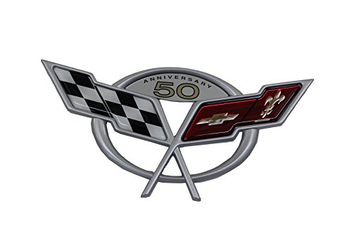 Genuine GM 19207387 Bumper Fascia Emblem, Front