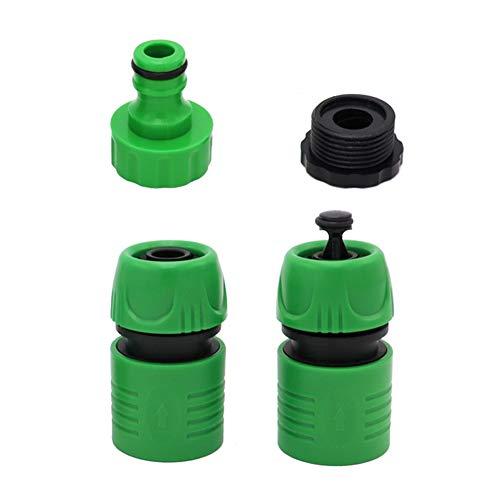 Conectores De Manguera, Hozelock Guarniciones, para Hozelock Spray Adaptador De Manguera De Pistola De Agua Abs Universal para 3pcs Césped del Jardín Tap Verdes