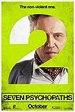 Seven PSYCHOPATHS - Christopher Walken – Movie Wall