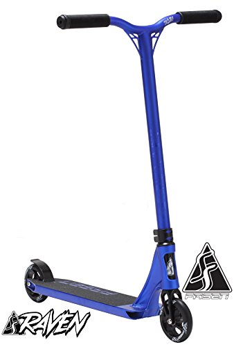 FASEN RAVEN COMPLETE SCOOTER – BLUE