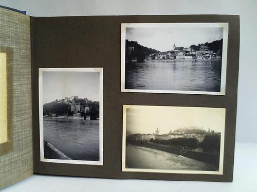 Urlaubsfotoalbum 1937/38