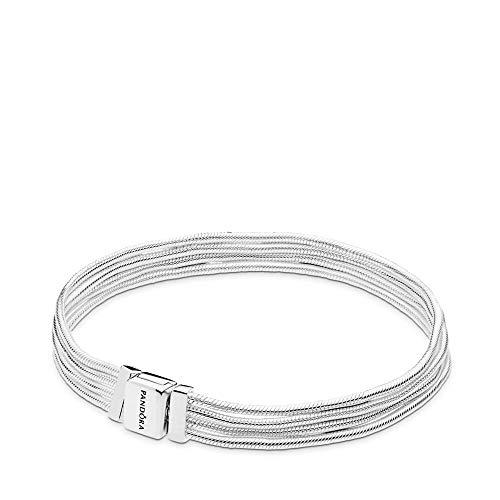 Pandora Bangle Donna argento - 597943-18