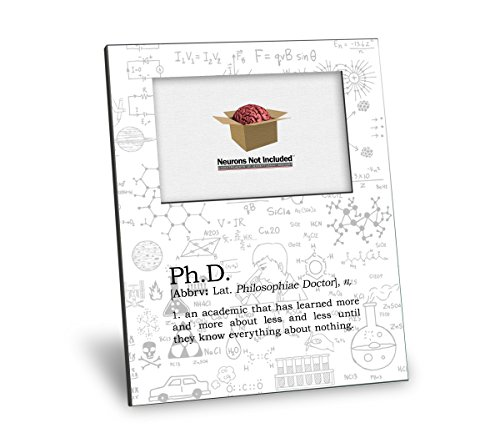 Ph.D. Definition Picture Frame - Personalization Available - 8x10 Frame -...