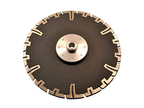 Diamant Trennscheibe mit Flansch M14 Durchmesser 230 mm