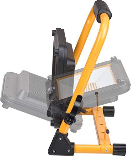 Brennenstuhl Mobiler LED Strahler JARO 5000 M / LED Baustrahler für außen IP65 (LED Arbeitsstrahler 50W mit 5m Kabel, LED Baustellenstrahler mit Schnellspannverschluss) - 3