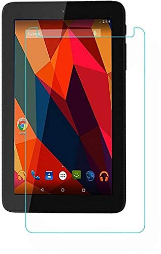 Phonicz Retails Tablet Screen protector for Micromax Canvas Tab P681 (1 no) - Not a Tempered Glass