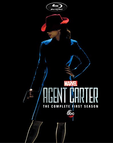 Marvel's Agent Carter: Season 1 (Amazon Exclusive) [Blu-ray]