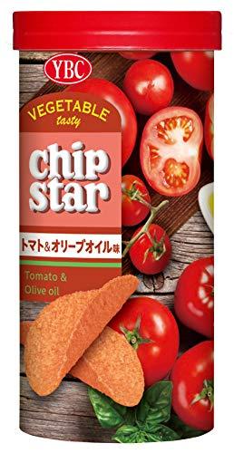 ヤマザキビスケット『チップスターS トマト&オリーブオイル味』
