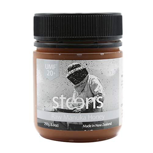 Steens Raw Monofloral Manuka Honey MGO 829+ (UMF 20) 8.8oz