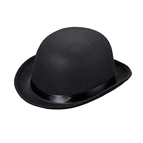 Widmann Chapeau à chapeau melon, en feutre souvent, version luxe