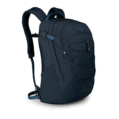 Osprey Quasar 28 Rucksack für Arbeit, Schule und Freizeit, für Männer - Kraken Blue O/S