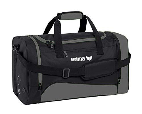 Erima Sporttasche grau/schwarz Gr. M