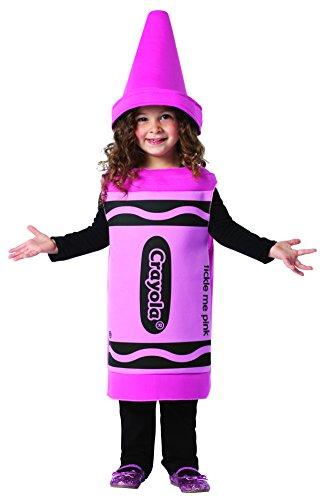 Rasta Imposta Costume Crayola Robe de Filles