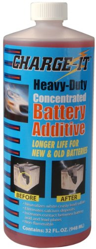 Solder-It Charge It Battery Additive Quarts, 32 fl. oz.