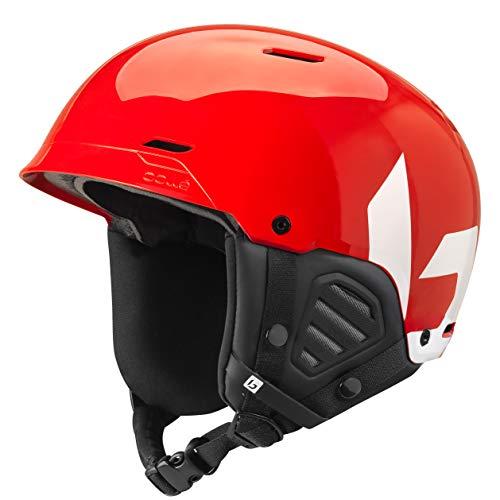 Bollé Mute Skihelmen Red Unisex Volwassenen 55-59 cm