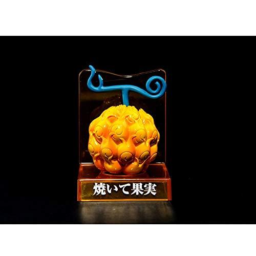KaiWenLi Una sola pieza/Mera-mera fruta/del animado de Modelo/PVC Figura Figura/Otaku favorita coleccionables/juguetes adultos/Decoración