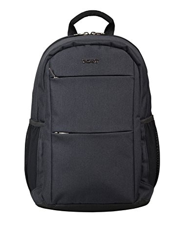 Port Designs Sydney Case Backpack for 15.6-Inch Laptops with Adjustable Padded Shoulder Straps, Black