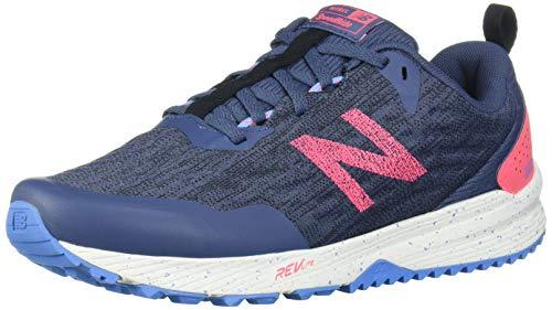 New Balance Trail Nitrel, Zapatillas de Running para Asfalto Mujer, Azul (Vintage Indigo Vintage Indigo), 39 EU