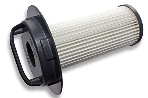 vhbw Hepa Filter Zylinder Luftfilter für Staubsauger Philips Marathon FC9214, FC9216, FC9218, FC9219 wie FC8048, 432200524860, 432200517520.