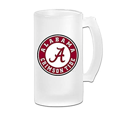 MeiSXue University Of Alabama Logo Beer Mug