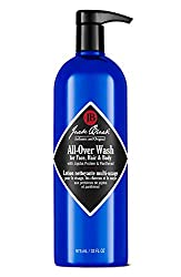 best smelling body wash that lasts from Jack Black