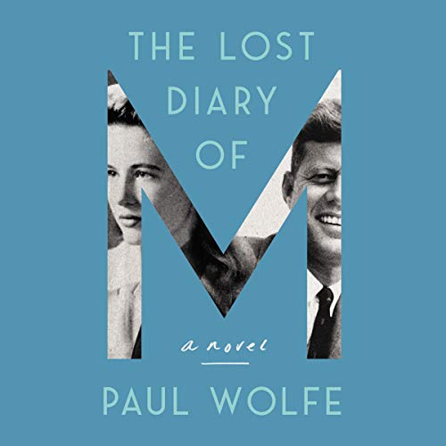 The Lost Diary of M cover art