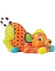 Disney BRITTO Collection Disney Britto Simba figuurtje, hars, multicolour, 20 x 12,5 x 12 cm