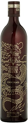 Royal Dragon Superior Vodka Elite CHOCOLATE Flavoured (1 x 0.7 l)