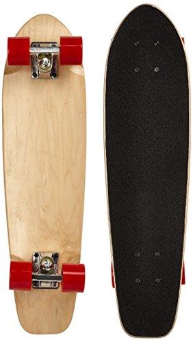 Ridge Range Skateboard, Natural Cruiser, 27 Inch