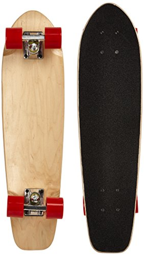 Ridge Range Skateboard, Natural Cruiser, 27 Inch