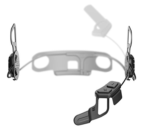 Sena 10U-SH-01 Sistema de Comunicación Bluetooth para Motocicletas con el Handlebar Remote para Shoei GT-Air