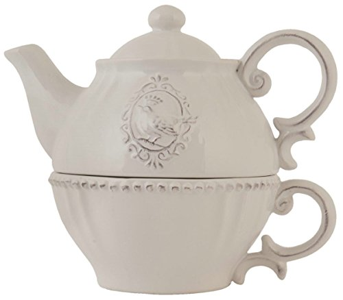 Clayre & Eef 6CE0371 Tea for one 18 * 12 * 16 cm