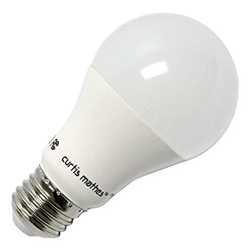 60W Equal Soft White A19 LED Light Bulb - 800lm - 2700K - CMA19-1312-827