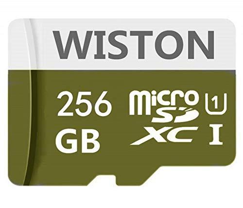 Promotional Class 10 Micro SD Memory Card Memoria Memoria 256 GB Tarjetas Micro SD High Speed TF Card Transflash con adaptador SD (256GB)